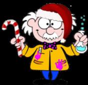 Mascotte Bonnet Noël