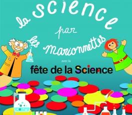 Les marionettes Fêtent la Science