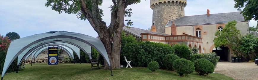 Mario Chateau tentes